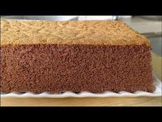 Chocolate and sponge cake recipe Fluffy Chocolate Cake, Chocolate Sponge Cake, Chocolate Cakes, Chocolate Flavors, Chocolate Recipes, Chocolate Swiss Roll, Sponge Cake Recipes, Cake Videos, Most Popular Recipes