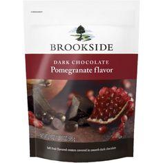 Brookside Pomegranate Flavor Dark Chocolate, 21 oz - Walmart.com