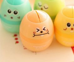 Egg Pencil Sharpener