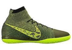 Nike Elastico SuperFly IC Indoor Shoes - Midnight Fog