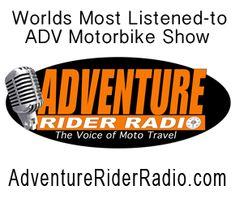 World's most listened to Adventure Motorbike Show!