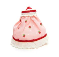 Berry Pretty Party Dress Vintage Strawberry Shortcake Berry Wear
