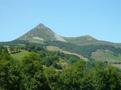 Le Puy Griou - Cantal - France