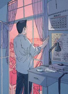 Illustration by annaxiin. http://annaxiin.tumblr.com