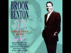 "Brook Benton   ""It's Just A Matter Of Time"""