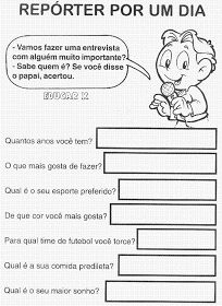 Entreviste seu pai Portuguese Lessons, 1, Kids Activity Ideas, Interactive Activities, Printable Alphabet, Interview, Lilac, Art