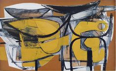 Figure in Yellow by Leigh Davis