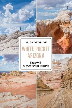 28 Photos of White Pocket, Arizona That Will Blow Your Mind! 28 Photos of White Pocket, Arizona that will BLOW YOUR MIND! Visit this beautiful piece of the Vermilion Cliffs National Monument in Northern Arizona. By Wandering Wheatleys ( Arizona Road Trip, Arizona Travel, Usa Travel Guide, Travel Usa, Budget Travel, Beach Travel, Travel Ideas, Travel Tips, Cool Places To Visit
