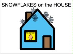 Free! Snowflakes Everywhere---printable book with icons thanks to Chapel Hill Snippets