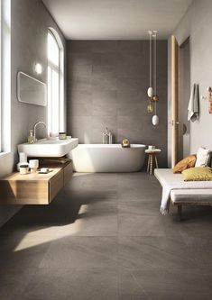 Bathroom Inspiration: The Do's and Don'ts of Modern Bathroom Design 17 - Modern Interior Modern Bathroom Design, Bathroom Interior Design, Modern Interior Design, Bathroom Designs, Design Interiors, Contemporary Interior, Contemporary Bathrooms, Luxury Interior, Modern Interiors