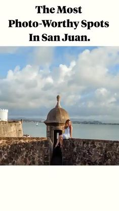 The most photo worthy spots in San Juan Puerto Rico. This guide showcases where to find the most instagrammable spots in San Juan!