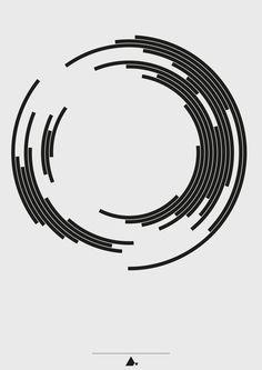 Best Geometric Tattoos And Symbolism Graphisches Design, Design Elements, Logo Design, Interior Design, Geometric Designs, Geometric Shapes, New Tattoos, Tatoos, Desenho Tattoo