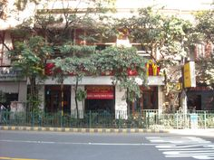 Park street McDonald's - Calcutta.