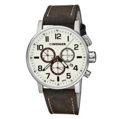 Disfruta de un irresistible 20% de descuento en toda la gama de relojes Wenger, #relojessuizos de calidad y con un cuidado diseño. Disponibles en http://www.todo-relojes.com/marca.asp?marca=159 #relojesWenger #ofertasrelojes #todorelojes