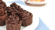 Cupcakes de Nutella para a sobremesa - Bolsa de Mulher