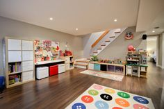 Renovation of several rooms in the basement. Most of the rooms have been renovated in a very contemporary style. Basement Bar Designs, Basement Remodeling, Bathroom Remodeling, Reno, Children's Place, Bathroom Inspiration, Home Projects, Playroom, Sweet Home
