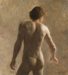 Jacob Collins: Male figure