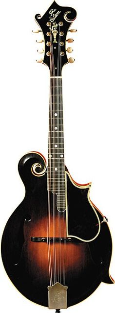 Gibson F-5 mandolins signed by Lloyd Loar from mid 1922 to 1924 are considered the Holy Grail by most American mandolin players. This one is from 1923.