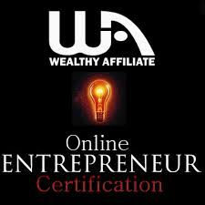 The Wealthy Affiliate University is a one stop learning and resource center for making money from home, building a profitable business, learning to market