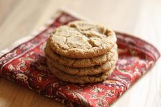 Barefeet In The Kitchen: Hot Buttered Rum Cookies - Hot Buttered Rum mix posted separately