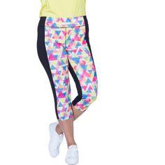 14a3d845ff101 Plus Moda Tek Women's Plus-Size Printed Capris, Multicolor Plus Size Women,  Capri.