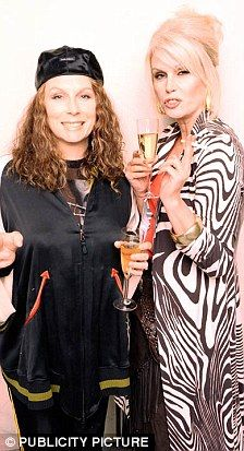 Absolutely Fabulous is one of the best show I have ever watched.