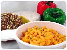 Healthier Macaroni and Cheese