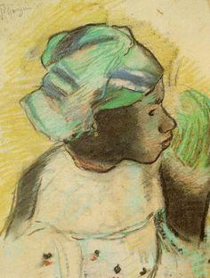 gauguin 1887 jeune martiniquaise au madras