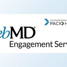 We are combining our proven personalized coaching and patient partnership with leading education from WebMD Education to help patients take charge of their health #PACKhasyourBACK #goteam #patientengagement