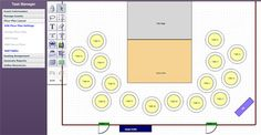 Free Wedding Templates to Help You Seat Your Guests: Seating Arrangement's Wedding Seating Chart Templates