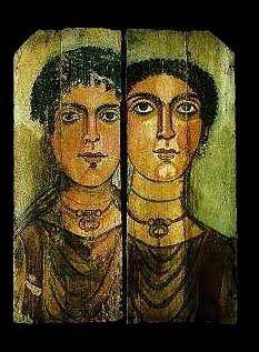 toute ressemblance: portraits du Fayoum