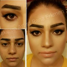 Professional Makeup Rana Erkmen