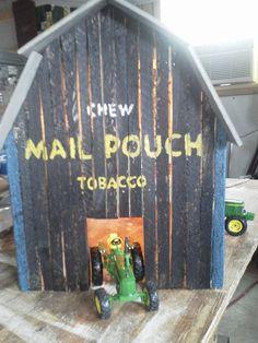 tobacco stick barn