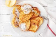 Ciasteczka śmietankowe - I Love Bake Polish Desserts, Polish Recipes, Polish Food, Brunch Recipes, Dessert Recipes, Galette, Healthy Sweets, Something Sweet, Sweet Desserts