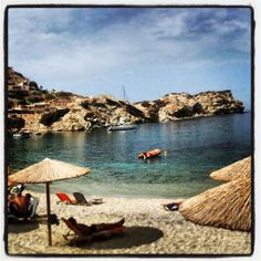 Lygaria Beach, Crete