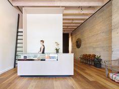 goCstudio creates relaxed, naturalistic ritual house yoga studio