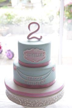Girls Birthday Cake  My daughters cake