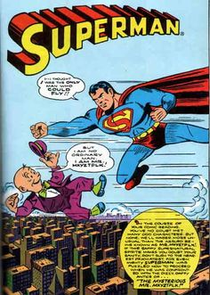 Mister Mxyzptlk first appeared in Superman #30, September 1944. A magical imp from the 5th dimension, he's usually portrayed as a trickster who loves to torment Superman.