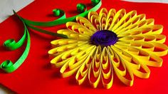 Image result for quilling flowers