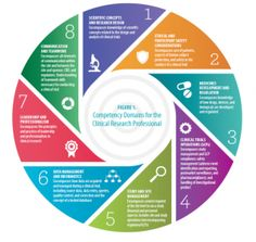 8 Must-Have Competencies for the Clinical Research Professional