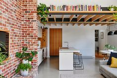 Gallery Of Sustainable Suburban Splendour By Altereco Design In Melbourne, Vic, Australia (12)