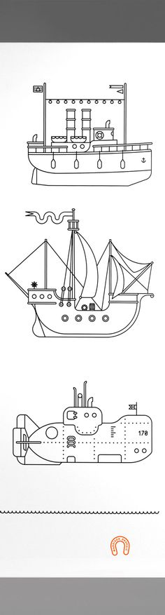 Boats, by Maddison Graphic