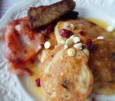 The English Kitchen: Some Tasty Pancakes for the Weekend!
