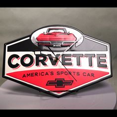 Chevrolet Corvette, Chevy, Corvette America, Cool Garages, Another Love, Graphic Design Print, Print Advertising, Young Boys, Fast Cars