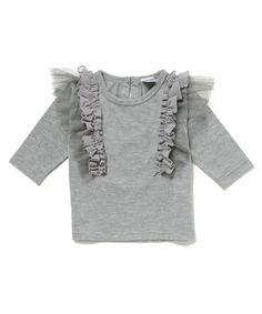 【ZOZOTOWN】b-room(ビールーム)のTシャツ/カットソー「フリルモチーフ長袖Tシャツ」(9863235)を購入できます。