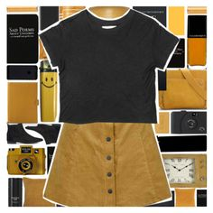 Mustard-Yellow Skirts