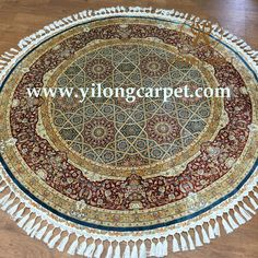 It is a collection of# handmade #round #silkcarpet. Please come to choose which you like.  More information about the carpet, please contact me: Email :alice@yilongcarpet.com Whatsapp: 0086 156 3892 7921 Website:www.yilongcarpet.com