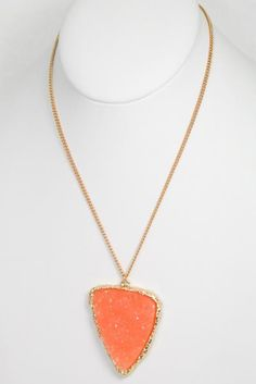 Rock Necklace