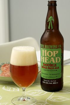 Tree Hophead Double IPA by d2fang, via Flickr