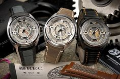 Inspired by their love of the legendary Porsche REC Watches has created a significant entry to their line of luxury timepieces with the 901 Porsche 911, Sport Watches, Watches For Men, Rayban Sunglasses Mens, Retro Waves, Mode Of Transport, Emergency Lighting, Mens Gear, Top Cars